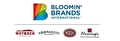 Jovem Aprendiz Bloomin' Brands International 2017