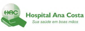 Jovem Aprendiz Hospital Ana Costa 2018 vagas administrativo Santos
